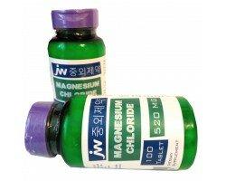 Магния хлорид (Magnesium Chloride) 520 мг, 100 таб