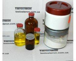 Ингредиенты для приготовления ТРЕНБОЛОН АЦЕТАТ 100/50 мл