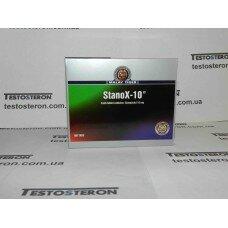 Станозолол Malay Tiger 10 мг/100 таб